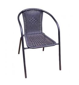 Baštenska stolica PE-ratan