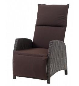 Baštenska stolica sa obarajućim naslonom