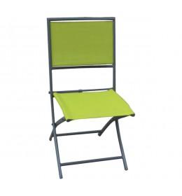 Stolica za baštu Lipari žuta