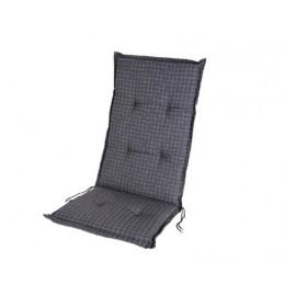 Baštenski jastuk 120x80 cm siva tekstil