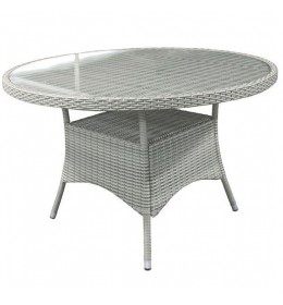 Baštenski sto Santiago okrugli