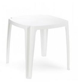 Baštenski sto Tavolo plastični 75cm x 75cm beli