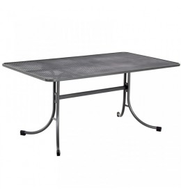 Baštenski sto Universal sivi