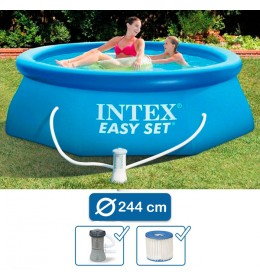 Bazen Intex 244x76cm sa pumpom