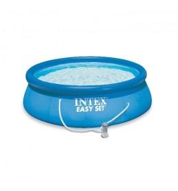 Bazen Intex 244x61cm sa prstenom na naduvavanje i filter pumpom