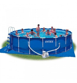Bazen Intex 457x122cm set