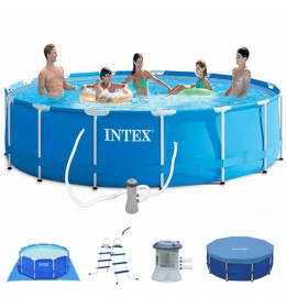 Bazen Intex 457x 84cm set