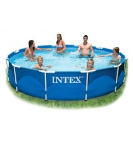 Bazen Intex Steel Frame 305x76cm