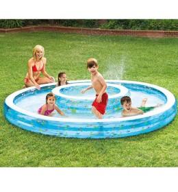 Bazen za decu fontana želja