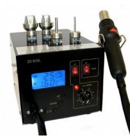 Bazna lemilica na topli vazduh ZD-939L