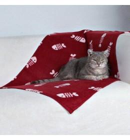 Beany ćebe za mačke bordo