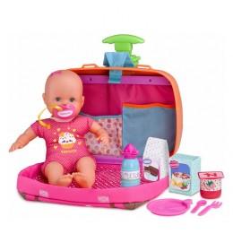 Beba sa torbom za putovanja Nenuco