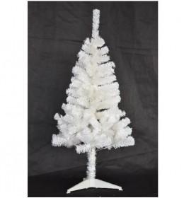 Bela novogodišnja jelka 120 cm 41-442