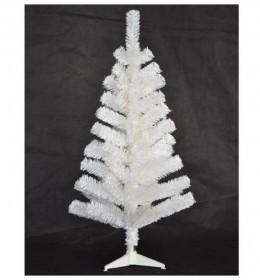 Bela novogodišnja jelka 90 cm 41-441