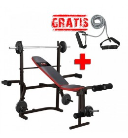 Bench multifunkcionalna klupa Body Sculpture BW-2810+Gumeni ekspander BB 2020E