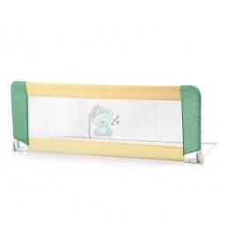 Bertoni zaštitna ogradica za Krevetac-Beige & Green Sleeping Bear