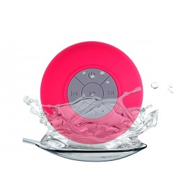 Bežični Bluetooth zvučnik vodootporan Xwave B UNDER SEA crveni 023329