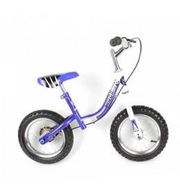 """Dečiji bicikl bez pedala Glory bike plavi 12"""""""
