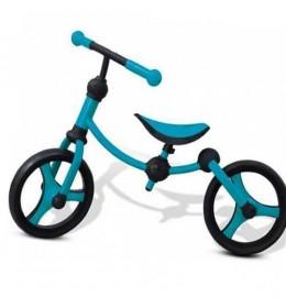 Bicikl bez pedala Running Bike plava