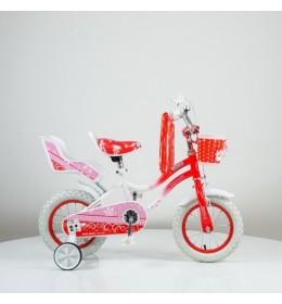 """Bicikl 12"""" sa pomoćnim točkovima 716 narandžasta"""