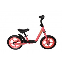 Bicikl bez pedala 12 inch crveni