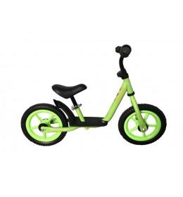 Bicikl bez pedala 12 inch zeleni