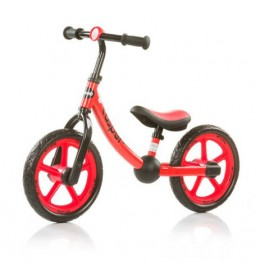 Bicikl bez pedala chipolino Casper crvena