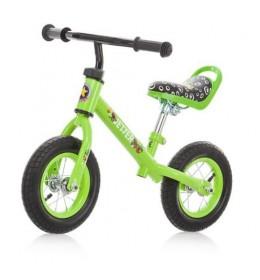 Bicikl bez pedala chipolino Jetter zelena