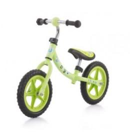 Bicikl bez pedala chipolino Moby zelena