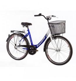 Bicikl Citi Bike V-Bike Lux 26in plavo beli