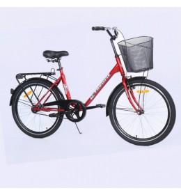 Bicikl City Bike Adriatic 26in bordo
