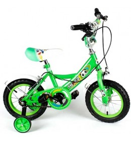 Bicikl dečiji 16 inc zeleni Glory bike