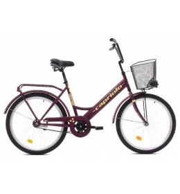 Bicikl Everyday 24 ljubičasto