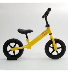 Bicikl za decu bez pedala Balance bike model 750 Žuta