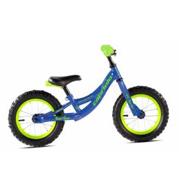 Bicikl za decu bez pedala Gur Gur plava i zelena