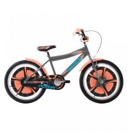 Bicikli Adria rocker 20 sivo/oranž