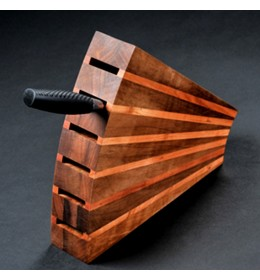 Blok za kuhinjske noževe Orah Trešnja