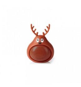 Bluetooth zvucnik Nedis Rudi Irvas