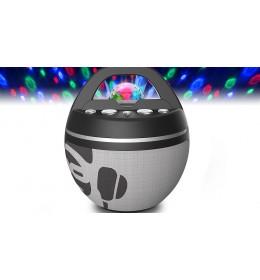 Bluetooth zvučnik sa disko kuglom iDance BB10K Black 029313