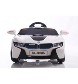 Dečiji automobil na akumulator BMW sport beli
