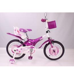 """Dečiji bicikl BMX 16"""" pink"""