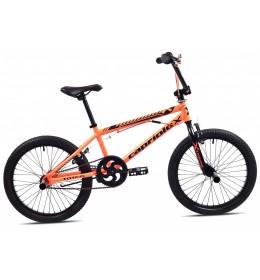 BMX Totem 20 Oranž i Crna 10.5