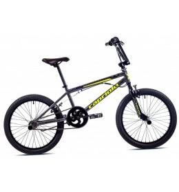 BMX Totem 20 Siva i Žuta 10.5