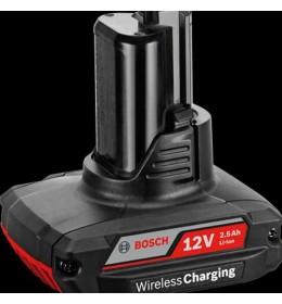 Bosch punjač GBA 12V 2.5 Ah W x 5 kom