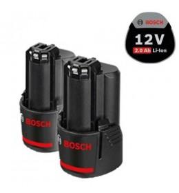 Akumulator Bosch 2 x GBA 12V 2.0 Ah Professional