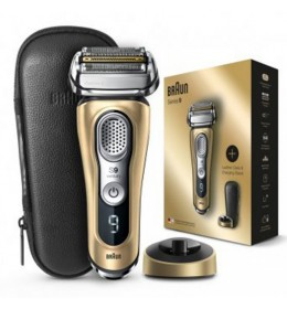 Brijač sa punjivom baterijom Braun 9399PS Gold Solo