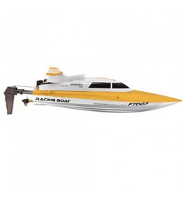 Brod na daljinski SPEEDY FT-007 žuti