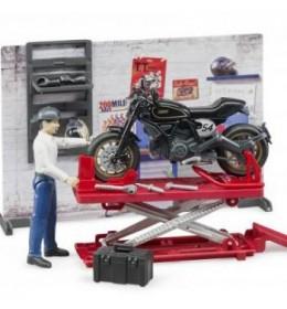 Servis za motore sa Ducati motorom Bruder