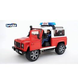 Bruder džip vatrogasni Land Rover Defender