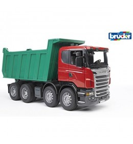 Bruder kamion Scania kiper